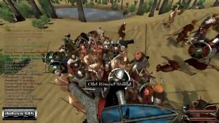 Mount&Blade: Warband Gameplay (PC HD)