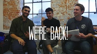 Ariella Production Vlogs ## - We're Back!