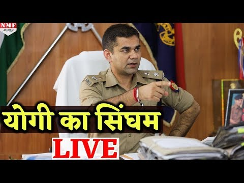 SSP Ajay Pal Sharma | The Real Singham Of Uttar Pradesh | Exclusive Interview