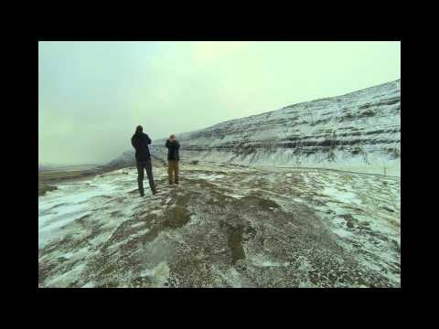 Driving Timelapse of Iceland with GoPro Hero3