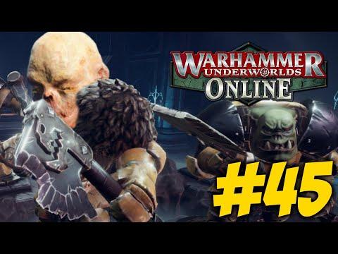Warhammer Underworlds Online #45 IRONSKULL (Gameplay)  