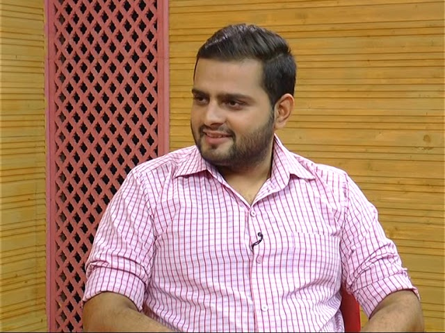 Karate coach and founder of Nat Manch Tarun Sharma on Newspoint Live