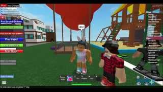 Roblox party with miss.dex and new buddy Nick!