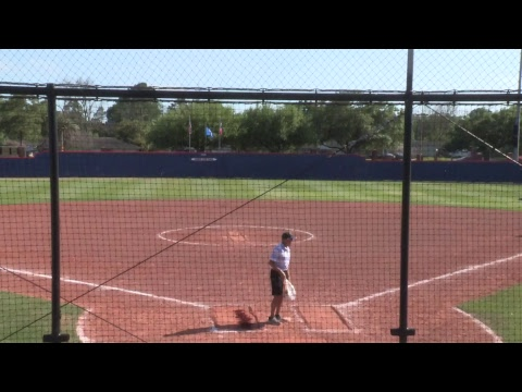 HBU Softball vs Southeastern Louisiana (Game 2) 2017-04-07