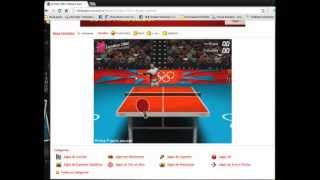 London 2012 Olympic - Browser Games