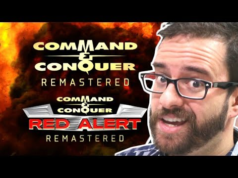 EVERYTHING you need to know about the Command and Conquer Remaster!