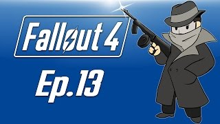 Delirious plays Fallout 4! Ep. 13 (Silver Shroud Strikes Back!) Stopping Crime!
