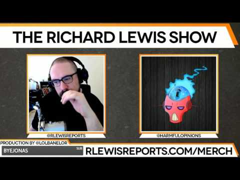 The Richard Lewis Show #72 w/ Harmful Opinions