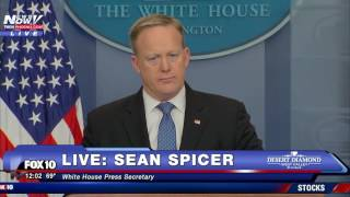 FULL: Sean Spicer White House Press Briefing 2/9/17 (FNN)(Brought to you by Desert Diamond: http://ddcaz.com., 2017-02-09T19:48:12.000Z)