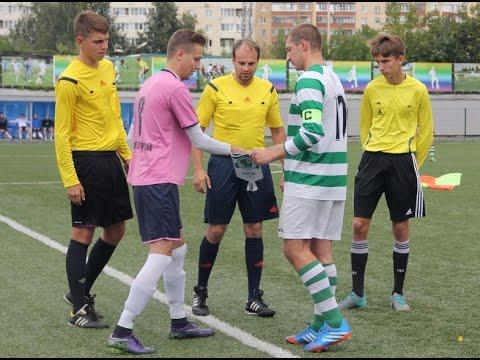 04.09.2016 FC Zelenstroy (Kolomna) V Celtic Shatura FC 3:1