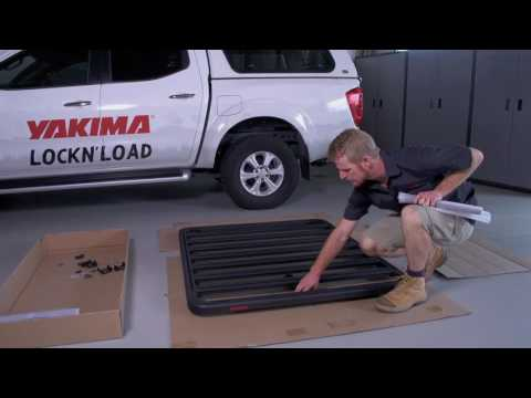 Yakima LockNLoad Platform | Assembly & Installation