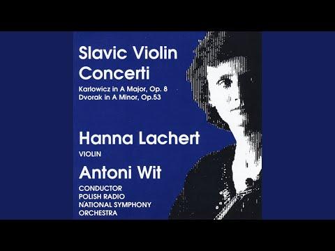 Concerto in A Major, Op. 8: I. Allegro Moderato