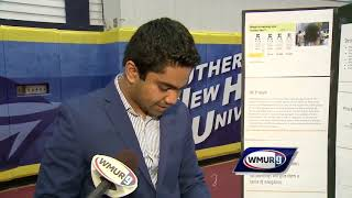 Students show off inventions at SNHU