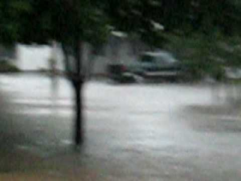 Fond du Lac, WI  Flooding June 12th, 2008