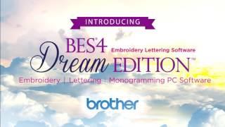 Erstellen Sie Applikationen l Bruder BES4 Traum Edition & ScanNCut 2