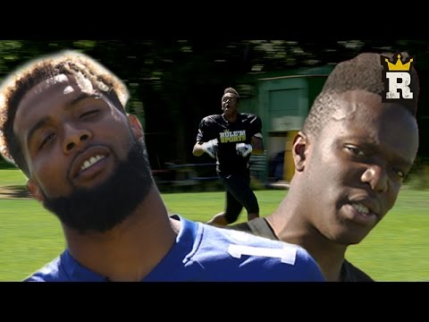 Thumbnail: KSI BETTER THAN ODELL BECKHAM JR.? | Rule'm Sports