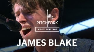 James Blake - CMYK - Pitchfork Music Festival 2011