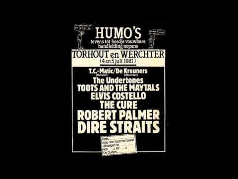 Robert Palmer Live 1981 Belgium