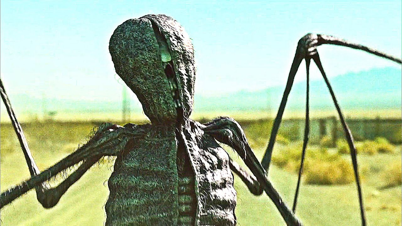 Humans Stumble Upon Nightmarish Creatures In A Labyrinth Of A Town