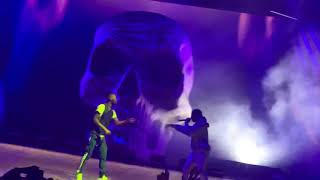 Dave x J Hus - Disaster   Live London O2 Academy 2019