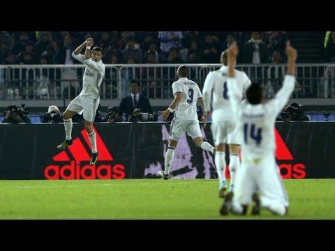 Real Madrid 4-2 Kashima | Goles | Mundial Clubs 2016 | COPE