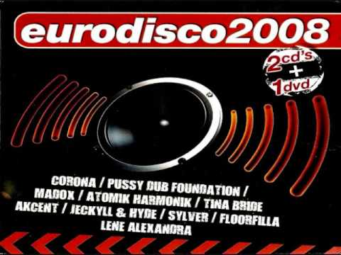 6.- Hardwell & Greatski - Never Knew Love(Like This Before)(EURODISCO 2008) CD-2