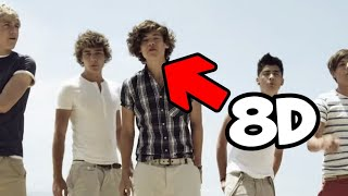One Direction - What Makes You Beautiful BUT it's 8D AUDIO