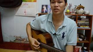 Ca Dao Mẹ - Trịnh Công Sơn - Hòa Văn Cover Guitar