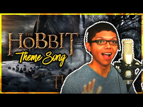 The Hobbit THEME SONG! - Misty Mountains Cold - Tay Zonday