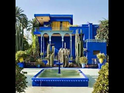 majorelle garden marrakech morocco - Majorelle Garden