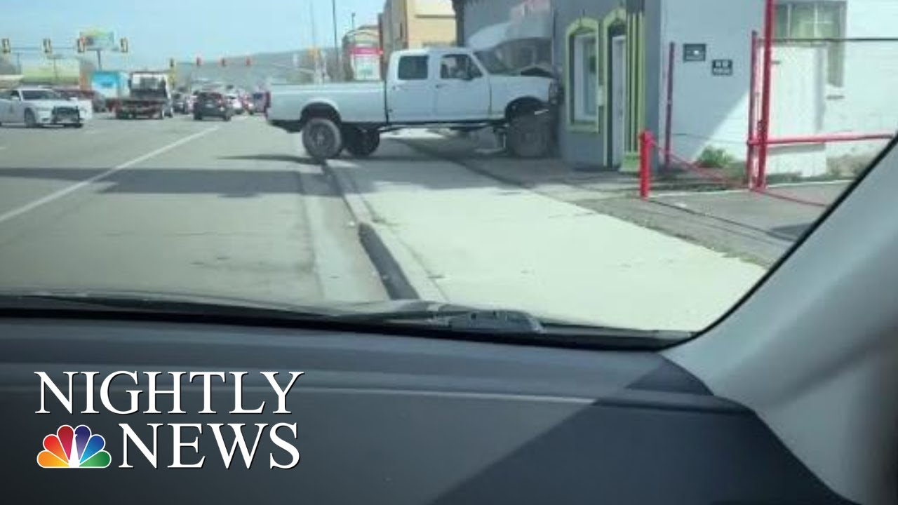 Man Dead After High-Speed Chase In Utah | NBC Nightly News