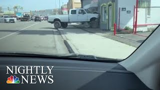 Man Dead After High Speed Chase In Utah NBC Nightly News