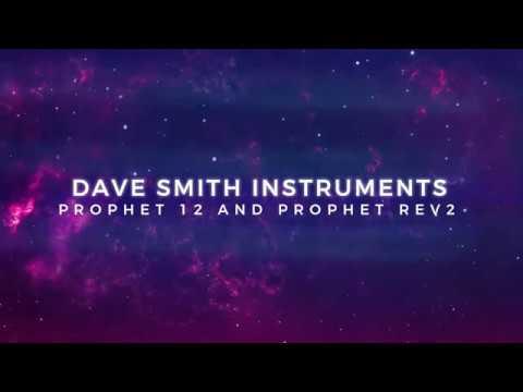 Dave Smith Prophet Rev 2 & Prophet 12 Dark Worlds
