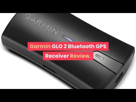 Garmin GLO 2 GPS and GLONASS Bluetooth Receiver for Mobile Devices 010-02184-01