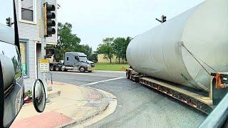 PANNE in der krassen UMLEITUNG !!! - Truck TV Amerika #425