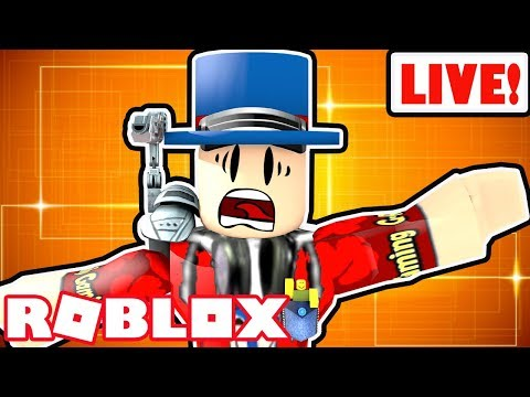 Roblox Live Stream - Various Games in VIP Servers, So Come Join - Deathrun,  Jailbreak, Island Royale