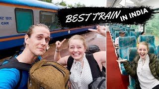 LUXURY INDIA TRAIN review - 💺Mumbai to Goa!