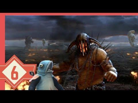 Cod of War 2: Kratos's Story Part 6 (Kratos reunites with Atlas the Titan)