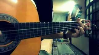 con đường hạnh phúc Guitar....