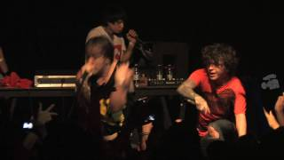 Brokencyde - Get Crunk (@InfernoClub Sao Paulo-SP Brazil 7th March 2010) @LBVIDZ