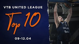 VTB United League Top 10 Plays of the Week | April 9-12