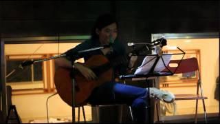 Bailamos - guitar hoa giấy