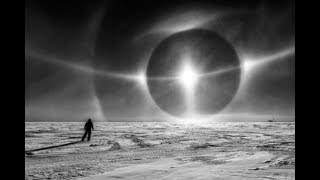 Three Strange Events Occurring in Antarctica (731)