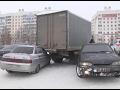 ДТП на парковке у ГИБДД