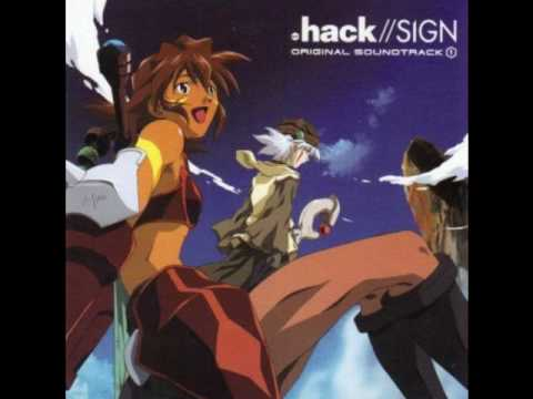 .hack//SIGN OST 1  - Fake Wings