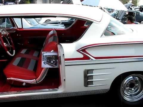 Like a Chevy Impala in American Graffiti 1958 Chevy Impala ...