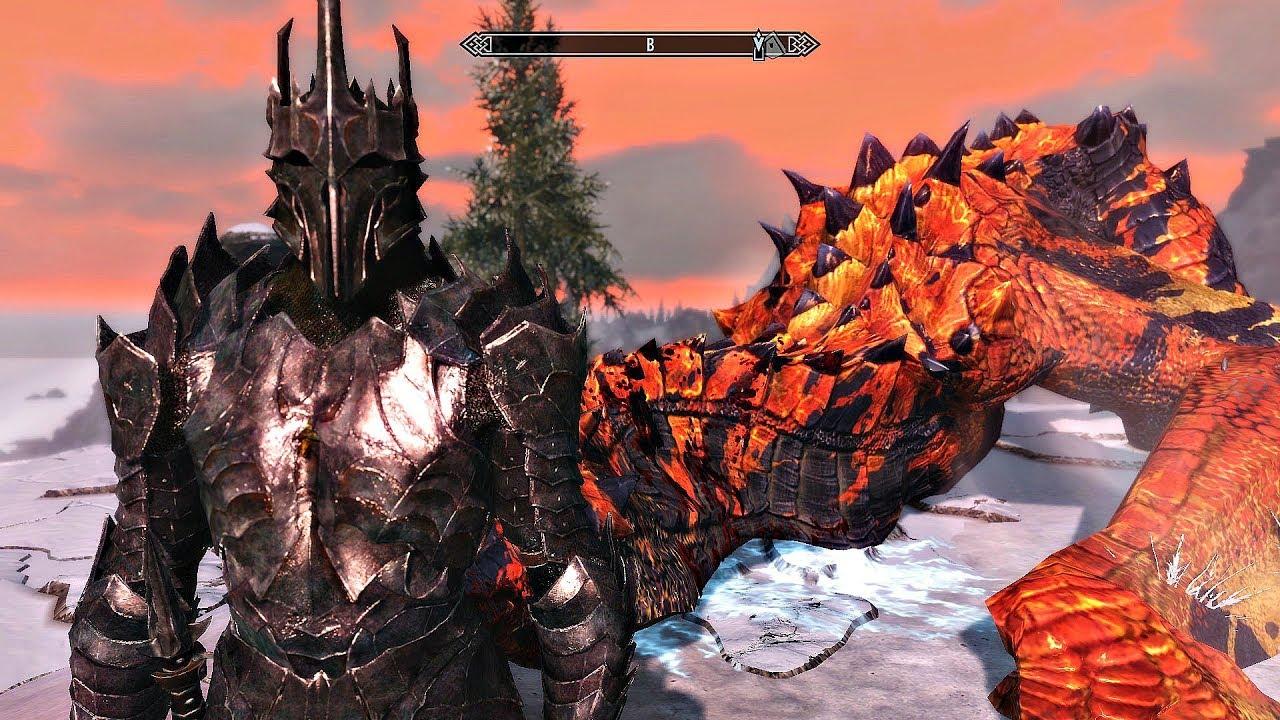 Моды на скайрим броня саурона » всё для игр найдется здесь.