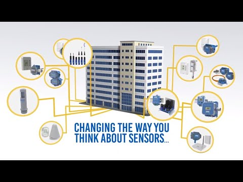 """Changing the way you think about sensors..."""