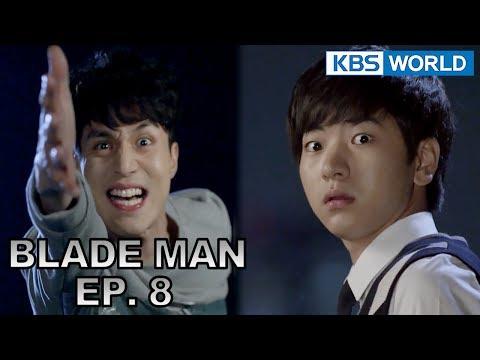 Blade Man   아이언 맨 EP 8 [SUB : KOR, ENG, CHN, MLY, VIE, IND]