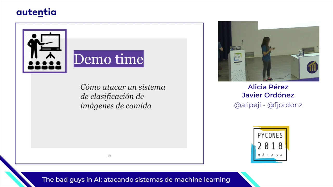 Image from The bad guys in AI: atacando sistemas de machine learning